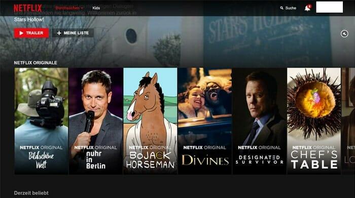 Netflix 4K Streaming auf Windows 10