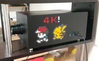 4K Projektor für 1.000 $US im Eigenbau