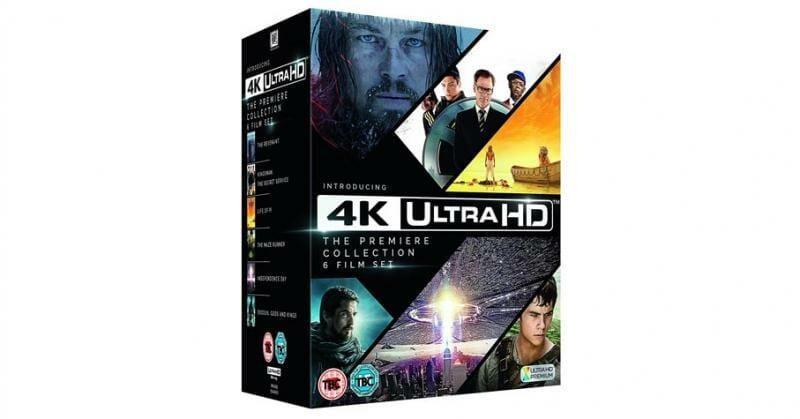 6 UHD Blu-ray Box von 20th Century Fox