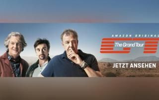 Amazon The Grand Tour Start