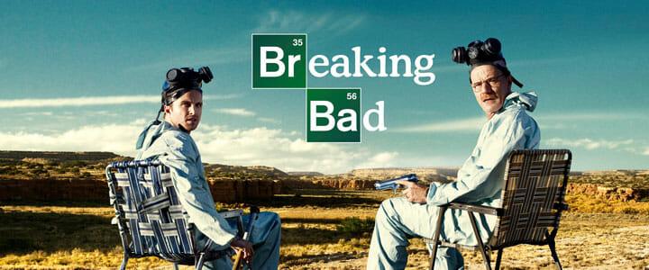 Breaking Bad 4K Serie Netflix