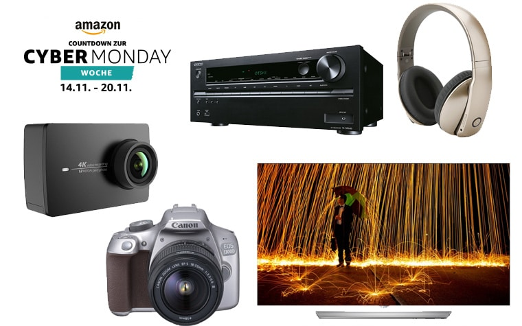 Countdown Cyber Monday Woche Tag 1