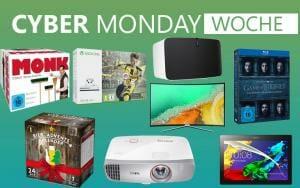 Cyber Monday Woche Samstag
