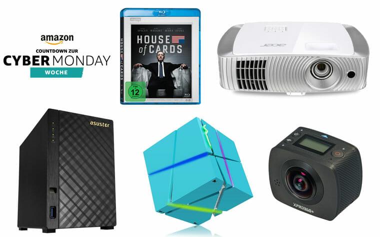 Cyber Monday Woche Countdown Mittwoch