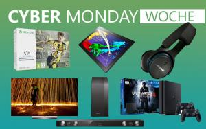 Cyber Monday Woche Donnerstag