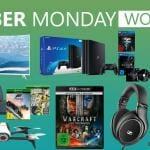 Cyber Monday Woche Freitag