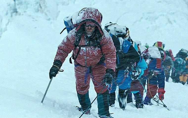 Everest auf Sky on Demand UHD