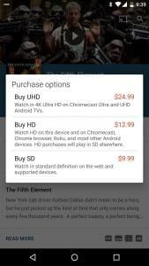 Das fünfte Element für 24.99 $US - Bild: androidcentral.com