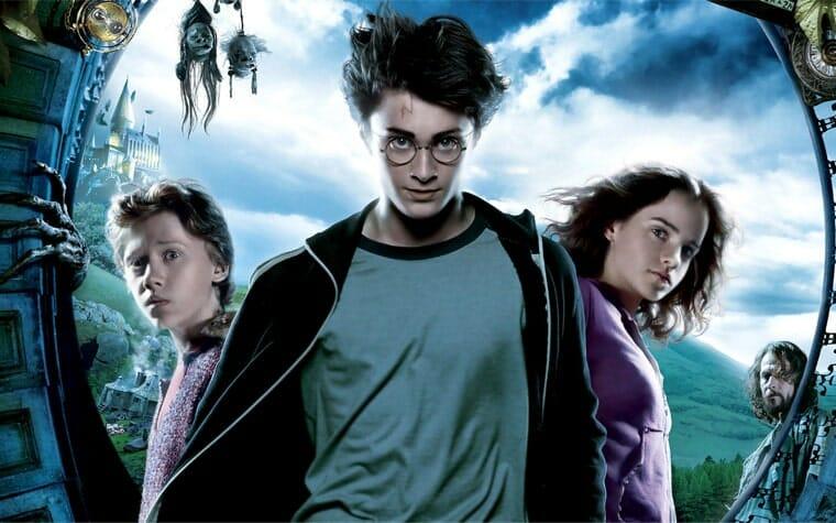 Harry Potter 4K Blu-rays