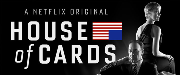 House of Cards 4K Serie Netflix
