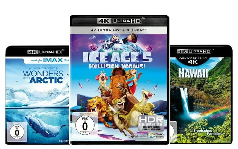 Ice Age 5 4K Blu-ray