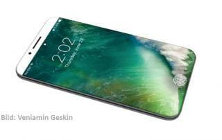 iPhone 8 Konzept von Veniamin Geskin