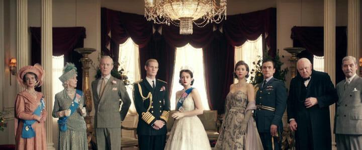 The Crown 4K Serie Netflix