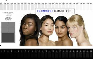 4K Testbilder von Burosch