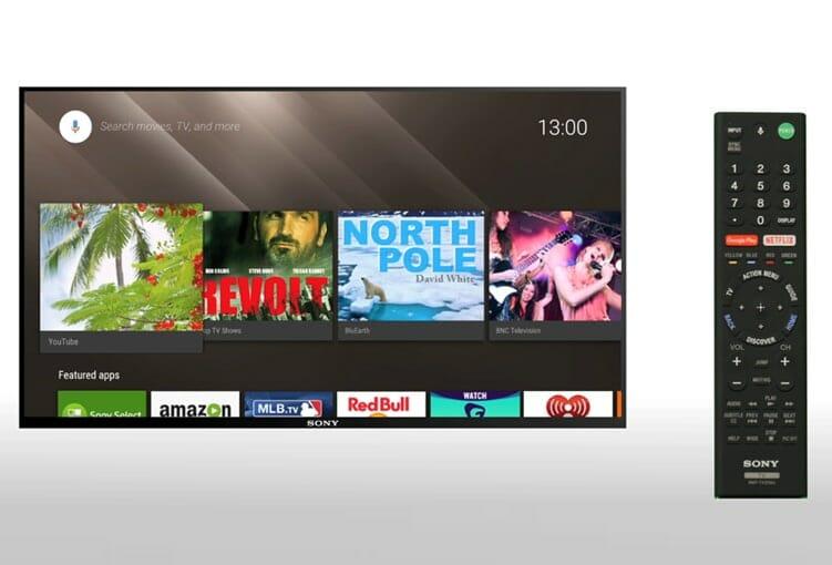Android TV 6.0 Update für Sonys 4K Fernseher