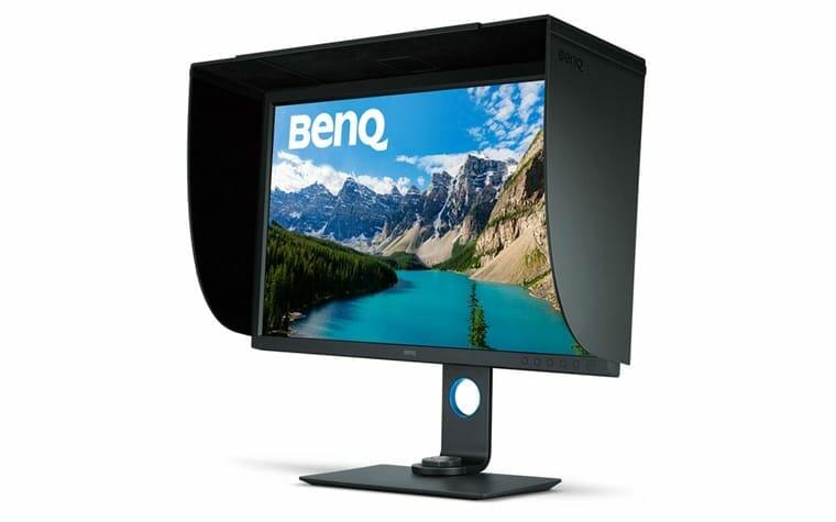 BenQ SW320 4K HDR Monitor