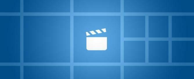 Filme & TV App unterstützt 4K / UHD Videos