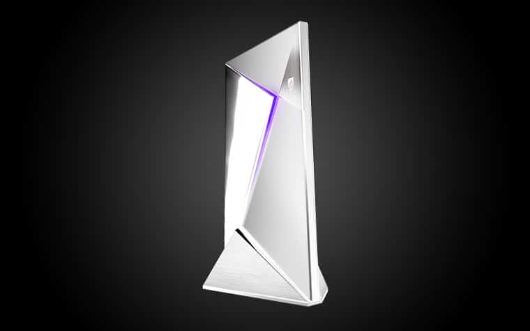 Nvidia Shield 2 Konsole auf der CES 2017