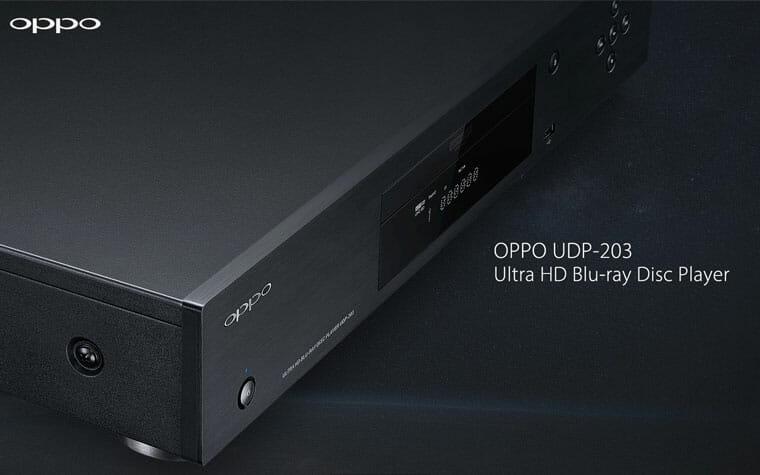 Oppo UDP-203
