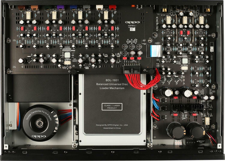 Oppo UDP-205 4K Blu-ray Player