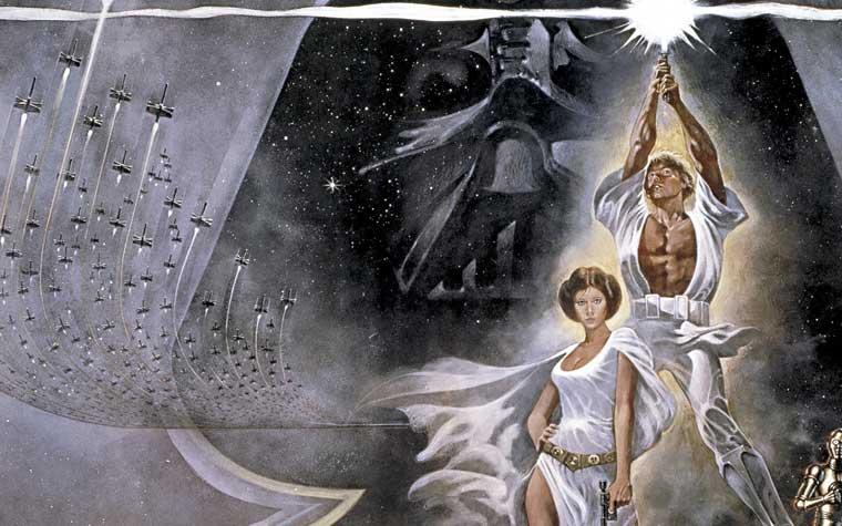 Star Wars - Eine neue Hoffnung 4K Restauration