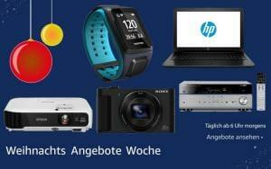 Weihnachts Angebote Woche Amazon.de