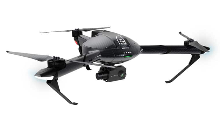 Yi Erida Drohne mit Yi 4K+ Actioncam