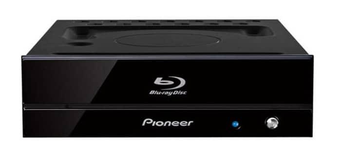 Der BDR-S11 J-X hat ein etwas hochwertigeres dunkles Finish und ist für audiophile und kommerzielle Entwickler gedacht