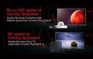 Gaming Bundles mit bis zu 200 Euro Preisvorteil