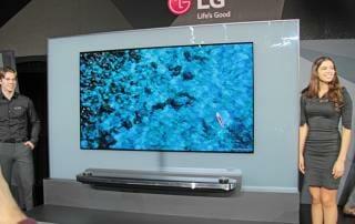 LG W7 4K OLED Serie