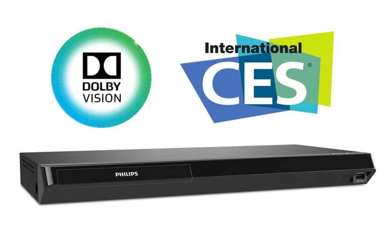 BDP7520: Philips zeigt 4K Blu-ray Player mit Dolby Vision für nur 300$US