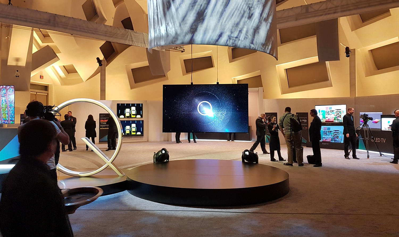 Samsung QLED 2017