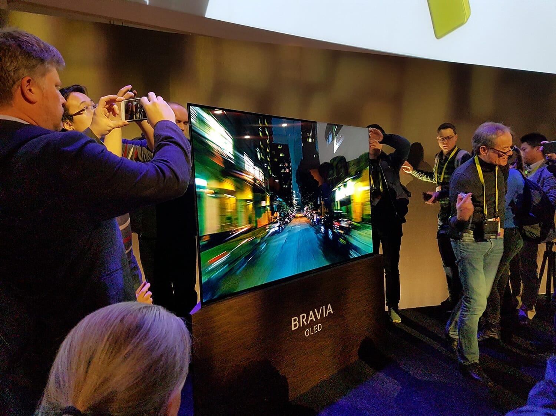 Sony möchte seine OLED-Marktanteile ausbauen, LG bleibt aber dominant