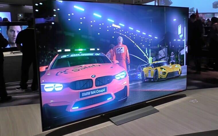 Sony XE94 & XE93 4K-HDR-Fernseher
