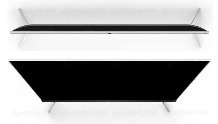 TCL C70 mit schlankem Design und minimalem Displayrahmen