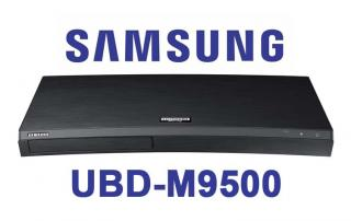 UBD-M9500 4K HDR Blu-ray Player von Samsung