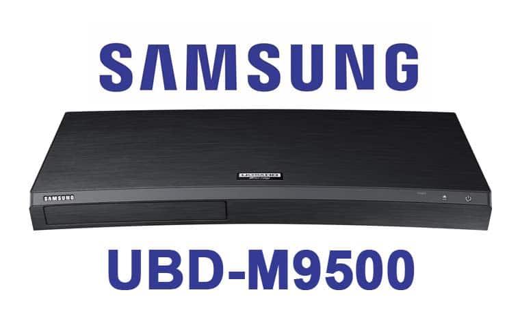 UBD-M9500 4K HDR Blu-ray Player von Samsung