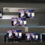 Das komplette 4K-Lineup der EXW784 4K HDR Pro Serie