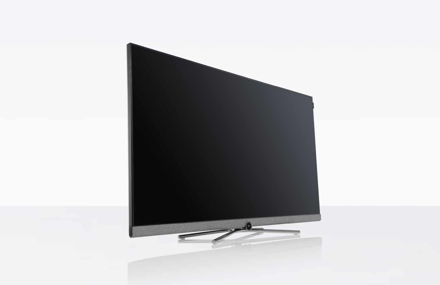 loewe bild 5 uhd tvs erh ltlich in 32 bis 55 zoll ab. Black Bedroom Furniture Sets. Home Design Ideas