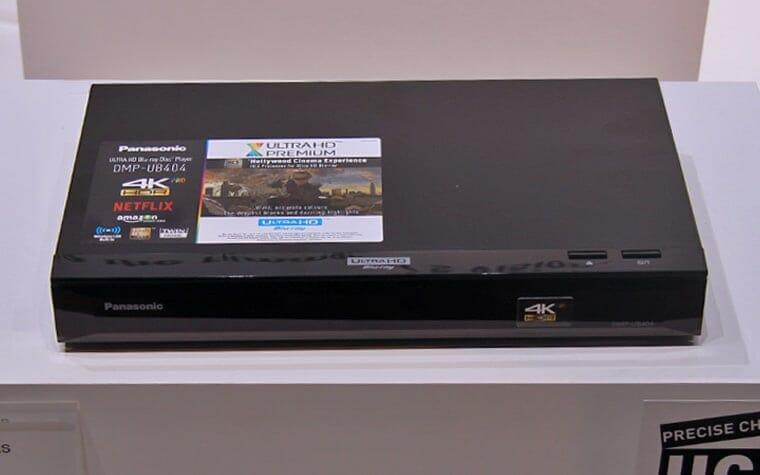 Panasonic DMP-UB404