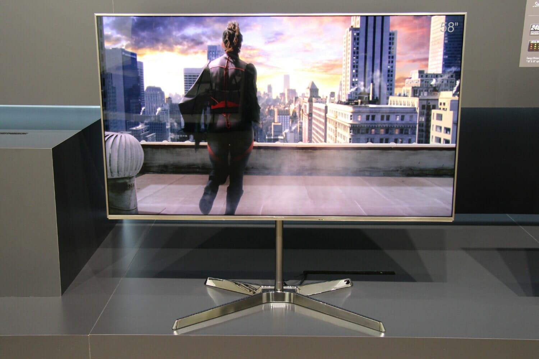 panasonic exw784 4k fernseher mit hdr 3d aktiv 4k filme. Black Bedroom Furniture Sets. Home Design Ideas