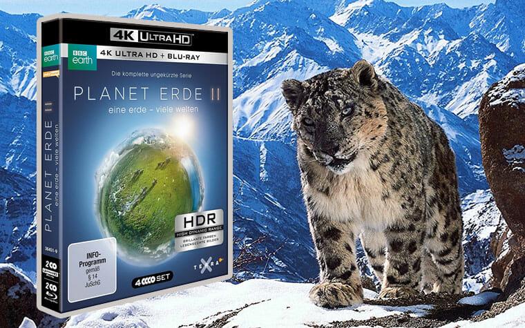 Planet Erde 2 Netflix