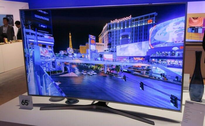Samsung MU6000 mit 65 Zoll (Abgebildet MU6500). Bildquelle: tek.no