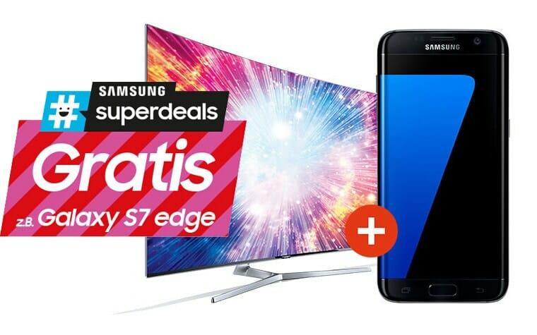 Samsung Superdeals Gratis Smartphone oder Tablet