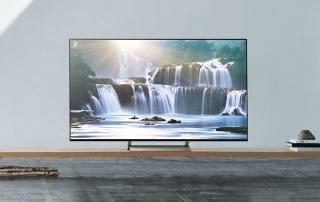 Preise für Sonys Bravia 4K TVs online!