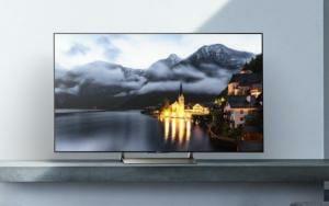 Sony XE90 Modellreihe mit Direkter LED Hintergrundbeleuchtung