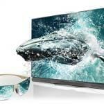 3D 4K OLED Fernseher aus 2016