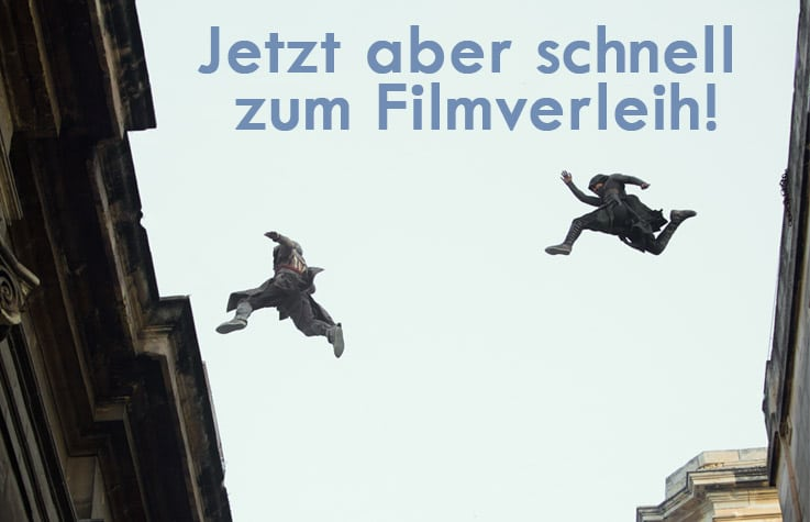 4K UHD Blu-rays Filmverleih