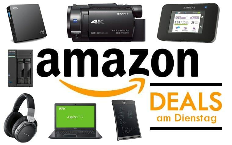 Amazon Deals am Dienstag 25. April 2017