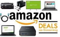 Amazon Deals Donnerstag